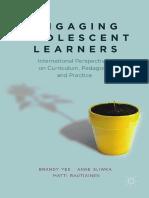 Brandy Yee, Anne Sliwka, Matti Rautiainen - Engaging Adolescent Learners-Springer International Publishing_Palgrave Macmillan (2018)