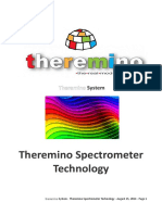 Theremino Spectrometer Technology ENG