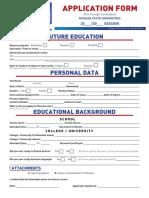 Study in Russia Application Formrecas_aplication_form