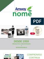 Amway Home Certificaciones