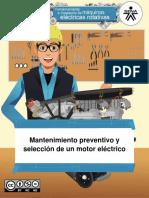 mantenimiento preventivo de maquinas rotativas