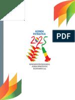 Agenda Patriótica 2025