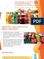 Bebidas Carbonatadas Tema 3-Bebidas