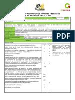 01 Licencia de Construccion (Obra Nueva, Ampliacion, Modificacion o Reparacion Que Afecte Elementos Estructurales de La Obra Existente.)