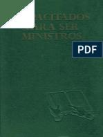 Capacitados para ser ministros