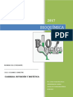 Bioquimica TRABAJO AUTONOMO Lipidos 25-5-2017