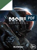 Mass Effect Andromeda Ps4 Es