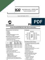 IC PIC16F84A MCU 8-Bit