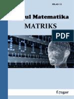 Modul Matriks Smk Kelas Xi