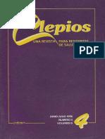 Revista Clepios Nro 4