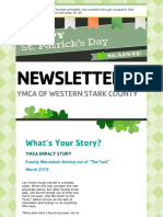 2019 march newsletter