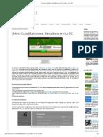Gamerext_ [Mini-Guía]Batocera_ Recalbox en Tu PC