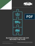 Evrythng Blockchain Iot