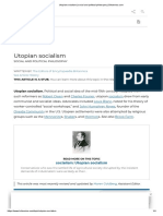 Utopian Socialism _ Social and Political Philosophy _ Britannica.com