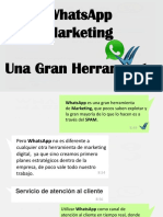 whatsap marketing