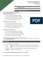 Professional Registration Payment Form 2016 V2.0 Dec15