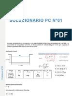 SOLUCIONARIO PC N°01
