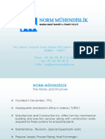 Norm Mühendislik Presentation REV1