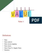 Value (1)