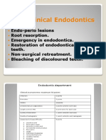 Endodontic Periodontal Relationship