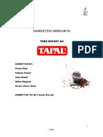 Final Report Tapal