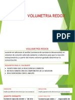 Volumetria Redox Expo