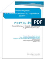 SeguraHernandez_Gildardo_M20S3 Analisis y Propuesta de Solución