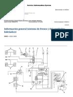 938H Cargadores de Ruedas y IT38H_Portaherramientas Integral Sistema de Frenos y Del Ventilador Hidráulico