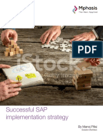 Mphasis_Successful SAP Implementation Strategy_Whitepaper