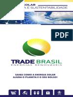 Panfleto Trade Brasil