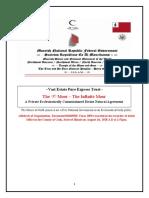 The Infinite Moor Declaration of Private Trust 02282019