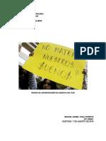 Cierre de Universidades en America Latina