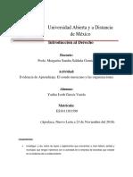 Derecho UnADM