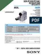 DCR-PC105 Level 2