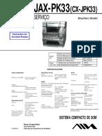 Jax-pk33 Ver. 1.1(Br)