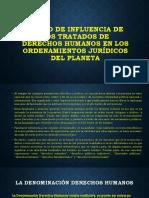 Grado de Influencia de Los Tratados de Derechos NEIRA-word