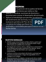 DIAPOSITIVAS DE OBJETIVOS Y DESEMPEÑO ORGANIZACIONAL.pptx