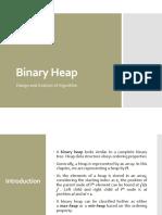 Binary Heap Bubble Sort
