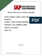 Derecho Laboral Social Provisional y Colectivo Trabajo Listo