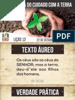 LIÇÃO 12 ADULTOS