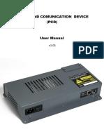 PCD Manual