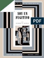 128 Soy Un Fugitivo - Robert E. Burns