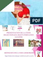Etica Como Amor Propio 2