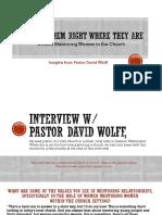 david wolff