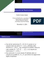 4 - Programacion de Restricciones