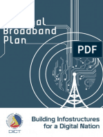 2017.08.09 National Broadband Plan