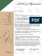 Letter of Agreement LAPTOP J8SCPN5R