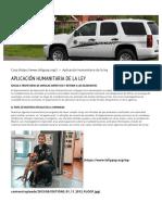 Aplicación Humanitaria de La Ley _ Investigar La Crueldad Animal Granja Lollypop