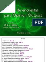 Guia de Encuesta Para OO V3.0