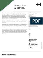 Heildelberger Speedmaster CD 102 - TDB_CD102_en